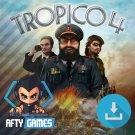 Tropico 4 - PC & MAC Game - Steam Download Code - Global CD Key