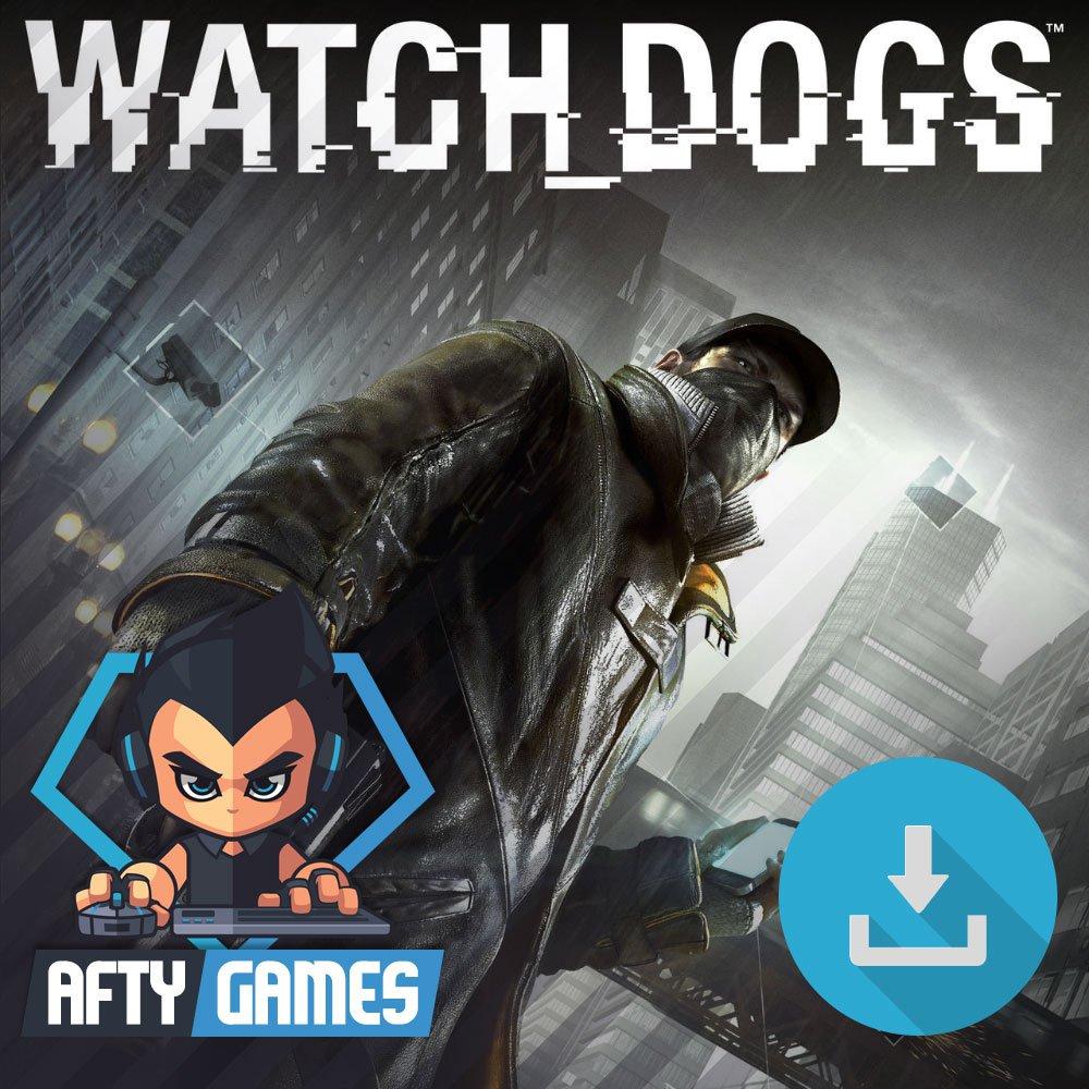 Watch Dogs  Xbox One Buy Digital Code