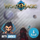 Worlds of Magic - PC & MAC Game - Steam Download Code - Global CD Key