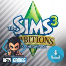 The Sims 3 Ambitions Expansion / DLC - PC & MAC Game - Origin Download Code - Global CD Key