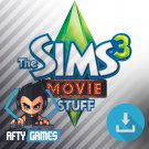 The Sims 3 Movie Stuff Expansion / DLC - PC & MAC Game - Origin Download Code - Global CD Key