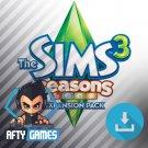 The Sims 3 Seasons Expansion / DLC - PC & MAC Game - Origin Download Code - Global CD Key