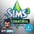 The Sims 3 Supernatural Expansion / DLC - PC & MAC Game - Origin Download Code - Global CD Key
