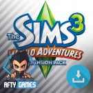 The Sims 3 World Adventures Expansion / DLC - PC & MAC Game - Origin Download Code - Global CD Key