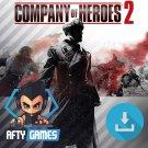 Company of Heroes 2 - PC & MAC Game - Steam Download Code - Global CD Key