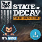 State of Decay YOSE - PC Game - Steam Download Code - Global CD Key