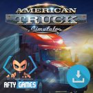 American Truck Simulator - PC & MAC Game - Steam Download Code - Global CD Key