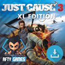 Just Cause 3 XL Edition - PC Game - Steam Download Code - Global CD Key