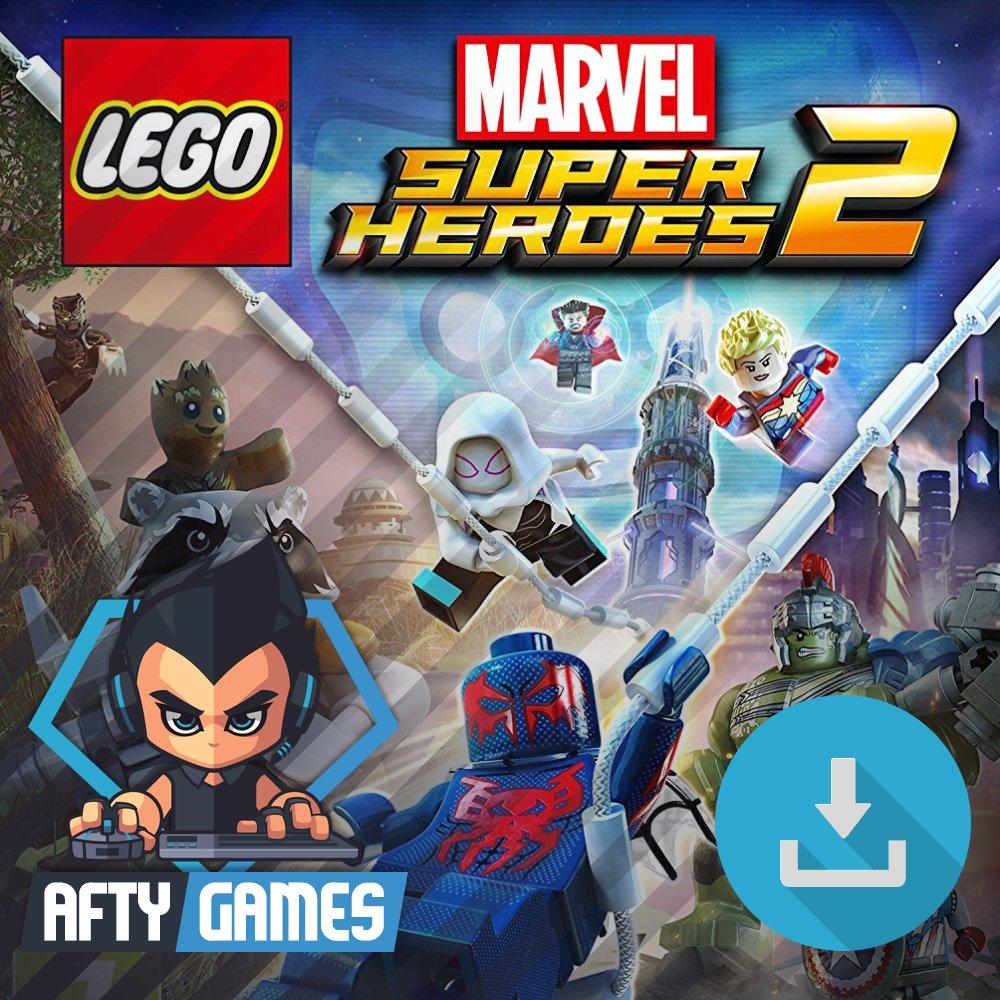 LEGO Marvel Super Heroes 2 - PC Game - Steam Download Code - Global CD Key