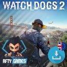 Watch Dogs 2 [UK & EU] - PC Game - Uplay Download Code - CD Key