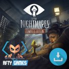 Little Nightmares Complete Edition - PC Game - Steam Download Code - Global CD Key