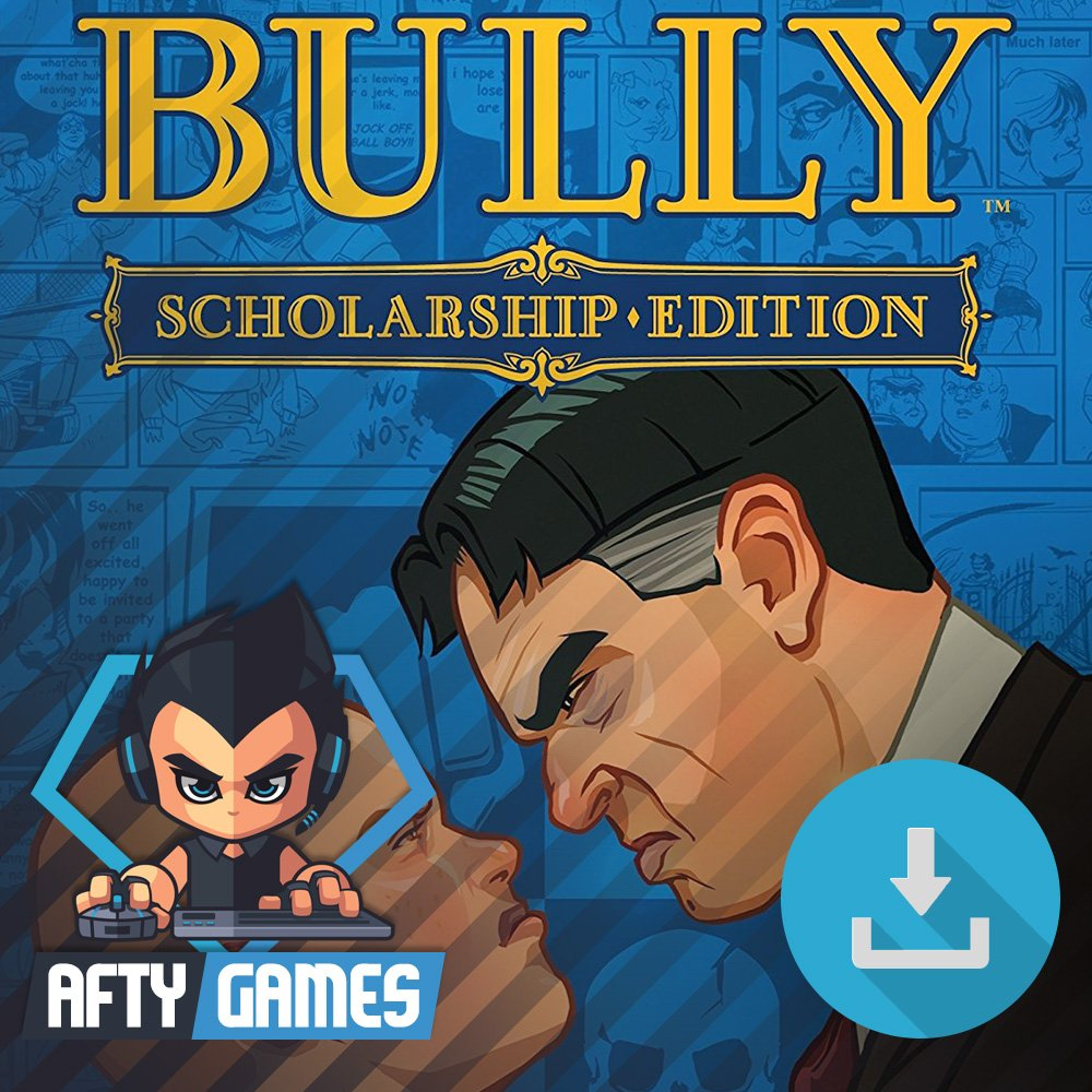 Bully Scholarship Edition - PC Game - Steam Download Code - Global CD Key