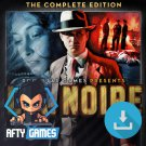 L.A. (LA) Noire Complete Edition - PC Game - Steam Download Code - Global CD Key