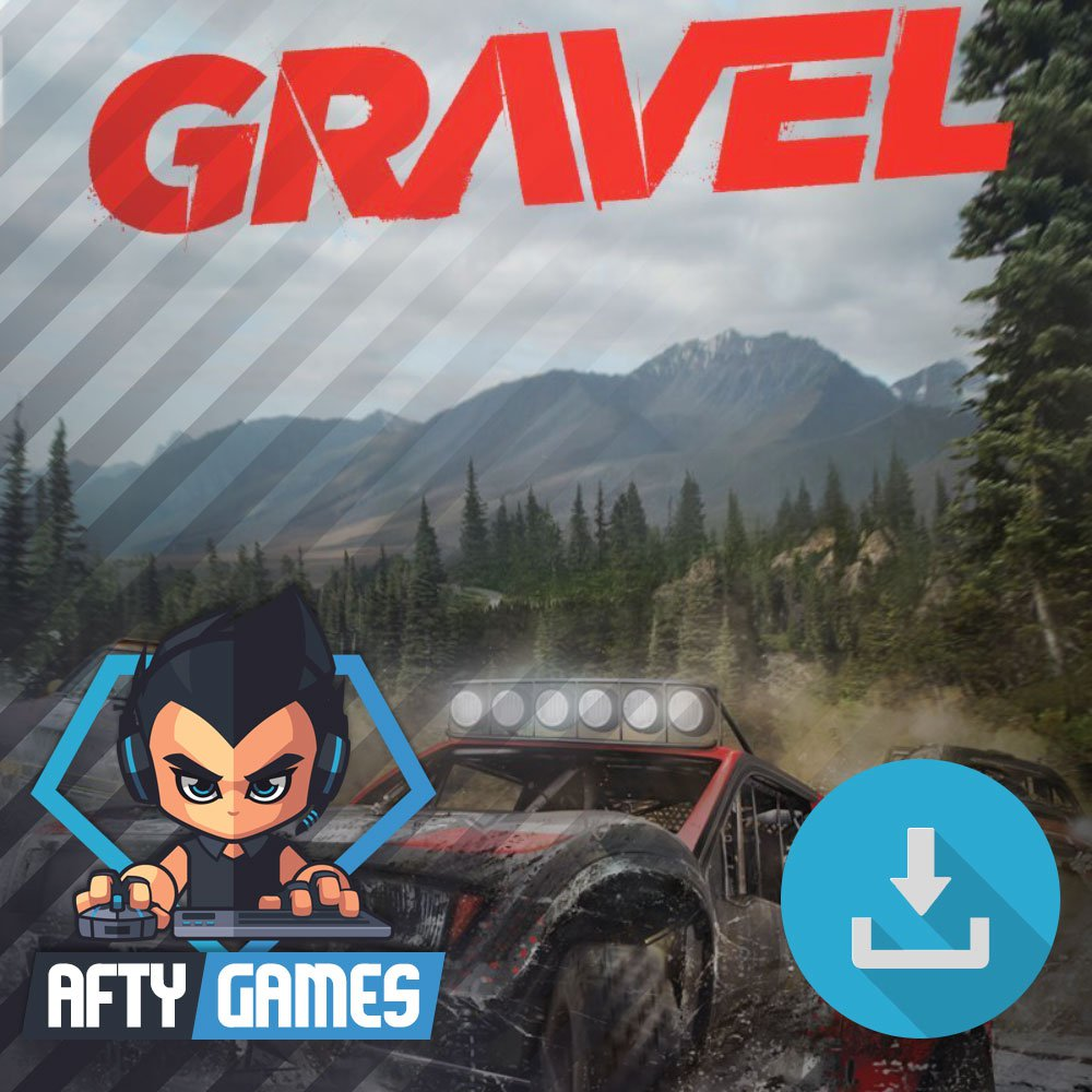 Gravel - PC Game - Steam Download Code - Global CD Key