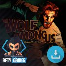 The Wolf Among Us - PC & MAC Game - Steam Download Code - Global CD Key