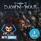 Warhammer 40,000 Dawn of War III 3 - PC Game - Steam Download Code - Global CD Key