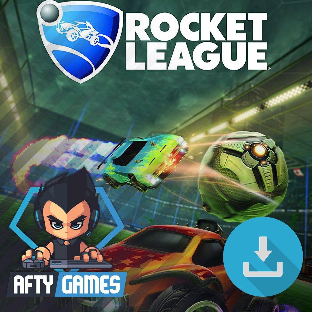 Rocket League - PC Game - Steam Download Code - Global CD Key