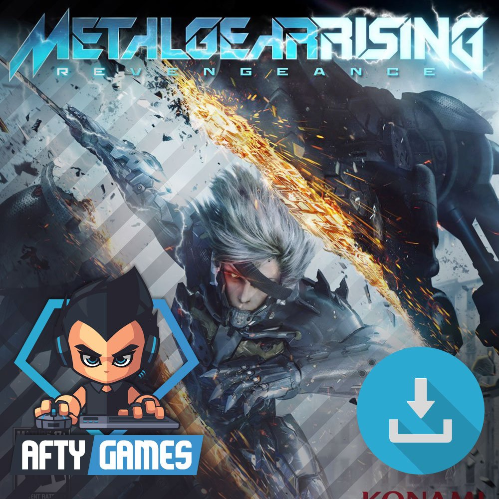 Metal Gear Rising Revengeance - PC Game - Steam Download Code - Global CD Key