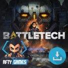 Battletech - PC & MAC Game - Steam Download Code - Global CD Key