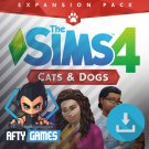 The Sims 4 Cats & Dogs - PC & MAC Game - Origin Download Code - Global CD Key
