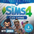The Sims 4 City Living - PC & MAC Game - Origin Download Code - Global CD Key