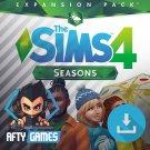 The Sims 4 Seasons - PC & MAC Game - Origin Download Code - Global CD Key