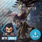 Monster Hunter World - PC Game - Steam Download Code - Global CD Key
