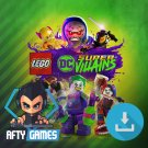 LEGO DC Super-Villains - PC Game - Steam Download Code - Global CD Key