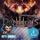 Dungeons 3 - PC & MAC Game - Steam Download Code - Global CD Key