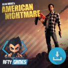 Alan Wake's American Nightare - PC Game - Steam Download Code - Global CD Key