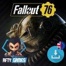 Fallout 76 [UK, EU & AU] - PC Game - Bethesda - Download Code - CD Key