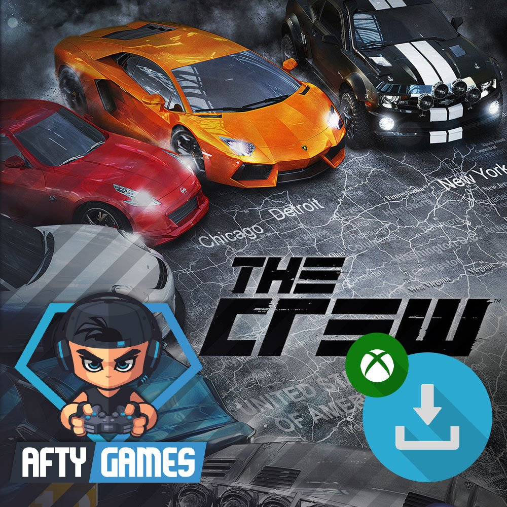 The Crew Xbox One : the crew xbox one digital download code global cd key ~ Aude.kayakingforconservation.com Haus und Dekorationen