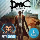 DmC Devil May Cry - PC Game - Steam Download Code - Global CD Key