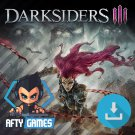 Darksiders III 3 - PC Game - Steam Download Code - Global CD Key