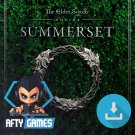The Elder Scrolls Online: Summerset - PC & MAC Game - Official Download Code - Global CD Key