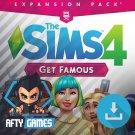 The Sims 4 Get Famous - PC & MAC Game - Origin Download Code - Global CD Key