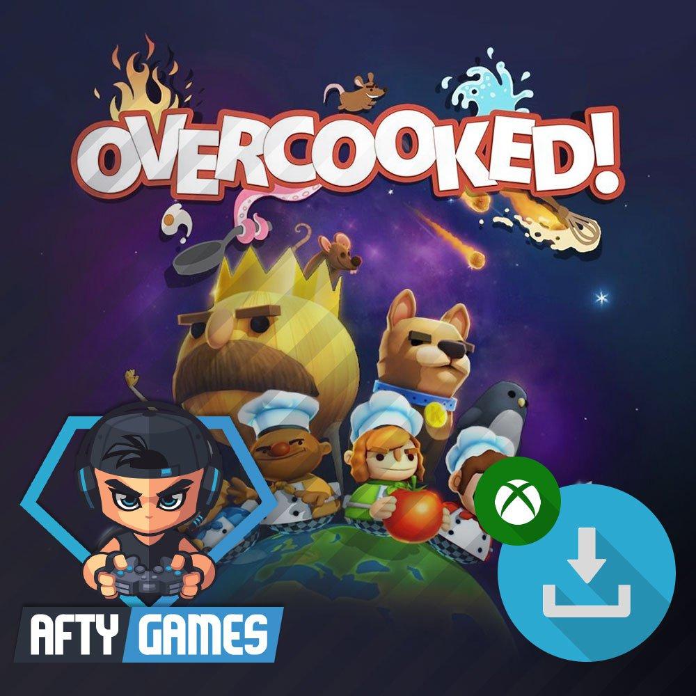Overcooked - XBOX ONE - Digital Download Code - Global CD Key