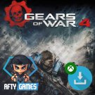 Gears of War 4 - XBOX ONE - Digital Download Code - Global CD Key