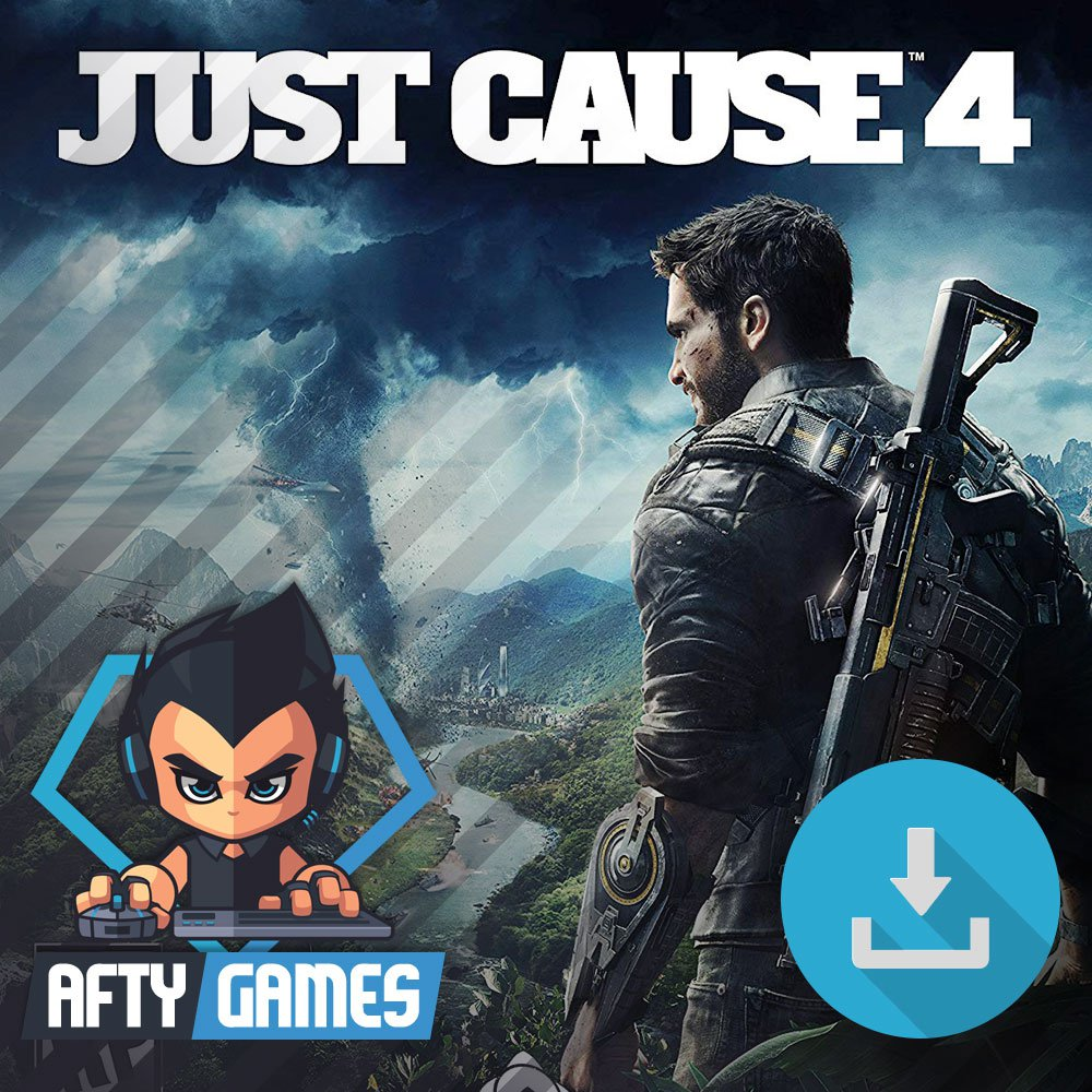 Just Cause 4 - PC Game - Steam Download Code - Global CD Key