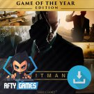 Hitman Game of the Year (GOTY) Edition - PC & MAC Game - Steam Download Code - Global CD Key