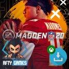 Madden NFL 20 - XBOX ONE - Digital Download Code - Global CD Key