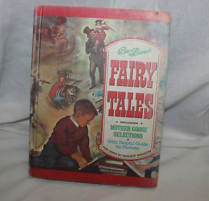 Best Loved Fairy Tales Parents' Magazine. 1974.