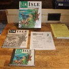 Sim Isle Missions in the Rainforest PC CD game. Maxis 1995.