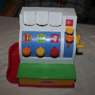 Fisher Price 2044 Cash Register. Works well. No coins. Clean.