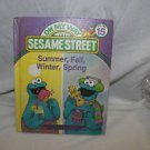 On My Way with Sesame Street vol. 15 . 1989.Summer, Fall, Winter, Spring.