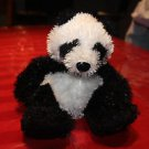 Ganz Webkinz Panda. No code. Ganz tag only. W embroidered on foot.