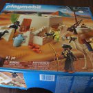 Playmobil 4246 Egyptian tomb with treasure. Used. Includes box and instructions.