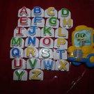 Leap Frog Fridge Phonics Complete Alphabet. Small size.
