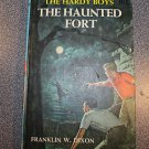 Hardy Boys hardcover #44 The Haunted Fort, Franklin W. Dixon. 1965