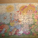 Vintage Parker 60 piece Cabbage Patch Kids Puzzle, complete.